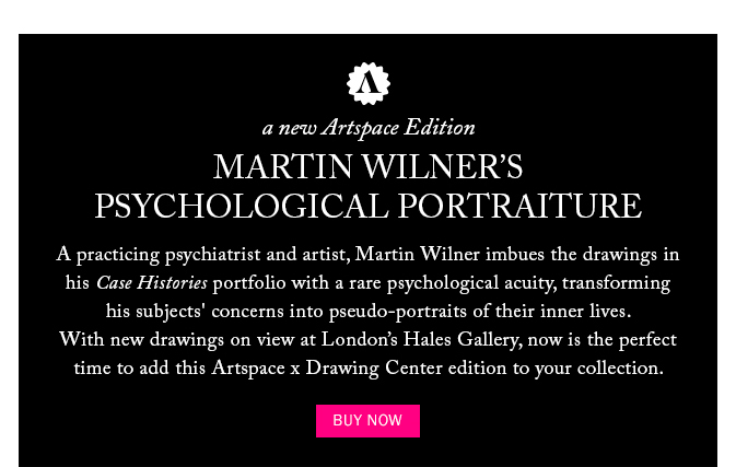 Buy Martin Wilner's Artspace Edition